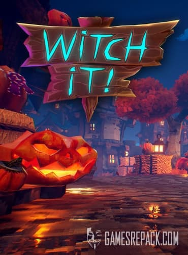 Witch It (Daedalic Entertainment) (RUS/ENG/MULTi14) [P]