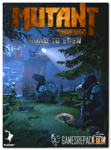 Mutant Year Zero: Road to Eden (2018)  RePack от xatab