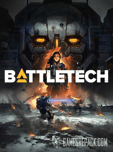 BATTLETECH - Digital Deluxe Edition (v.1.4.0+DLC) (2018)  RePack от xatab
