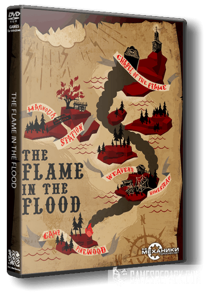 The Flame in the Flood (RUS|ENG|MULTI7) [RePack] от R.G. Механики