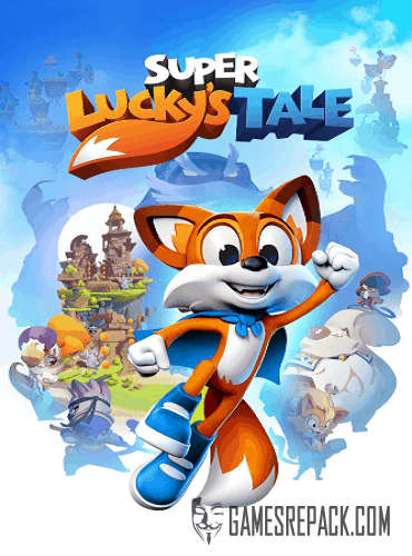Super Lucky's Tale (Microsoft Studios) (ENG/RUS/MULTI22) [Repack] от R.G. Catalyst