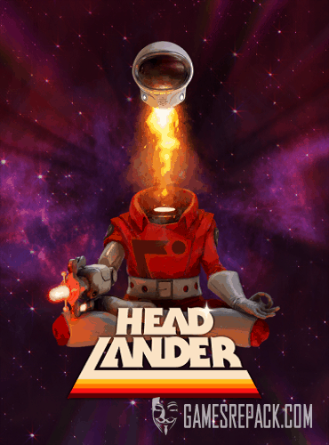 Headlander (Adult Swim) (ENG /RUS/MULTi6) [Repack] от R.G. Catalyst