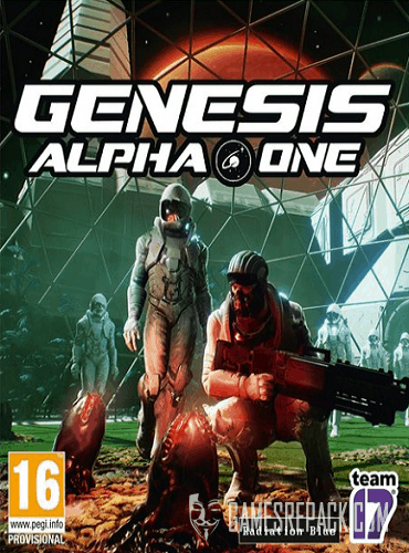 Genesis Alpha One (Team17 Digital Ltd) (ENG/RUS/MULTI7) [Repack] от R.G. Catalyst