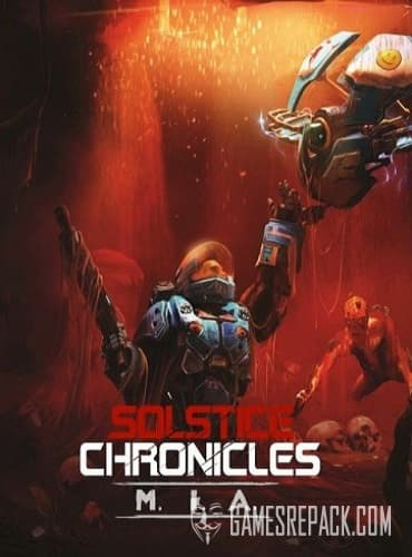 Solstice Chronicles: MIA (Nkidu Games Inc.) (ENG/RUS/MULTi5) [Repack] от R.G. Catalyst