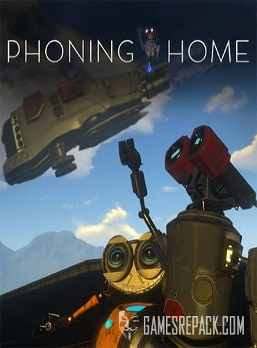 Phoning Home (Ion Lands) (ENG / RUS / MULTI8) [Repack] от R.G. Catalyst