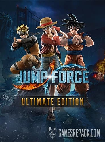 JUMP FORCE: Ultimate Edition (RUS/ENG/MULTI15) [Repack] by FitGirl