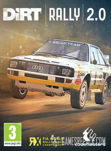 DiRT Rally 2.0 - Deluxe Edition (Codemasters) (ENG|MULTi7) [L]