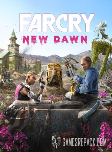 Far Cry New Dawn (Ubisoft) (RUS|ENG|MULTi15) [L]