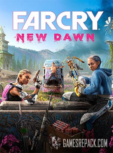 Far Cry: New Dawn - Deluxe Edition (RUS/ENG/MULTI15) [Repack]  by FitGirl
