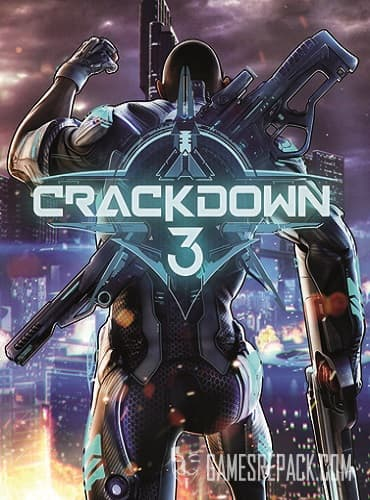 Crackdown 3 (ENG/MULTI8) [Repack]  by FitGirl