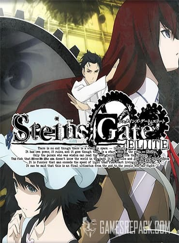 Steins;Gate Elite (ENG) [Repack]  by FitGirl