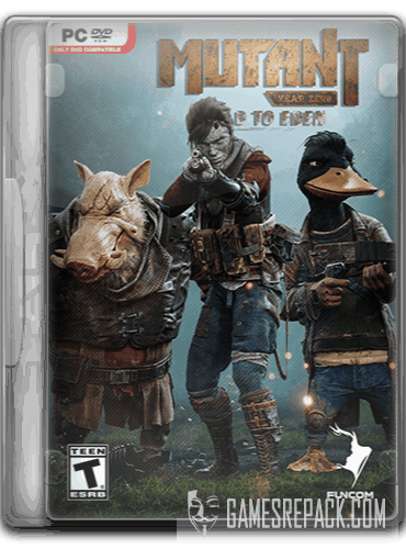 Mutant Year Zero: Road to Eden (2018)  RePack от SpaceX