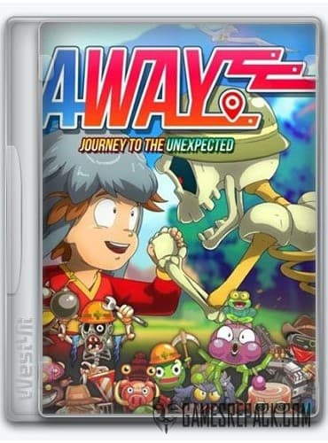 Away: Journey to the Unexpected (2019) RePack от R.G. Catalyst