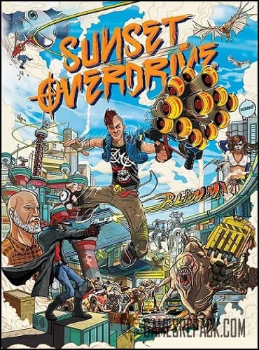 Sunset Overdrive (2018) RePack от R.G. Catalyst