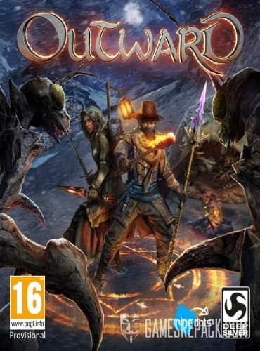 Outward (Deep Silver) (ENG|MULTi5) [L]
