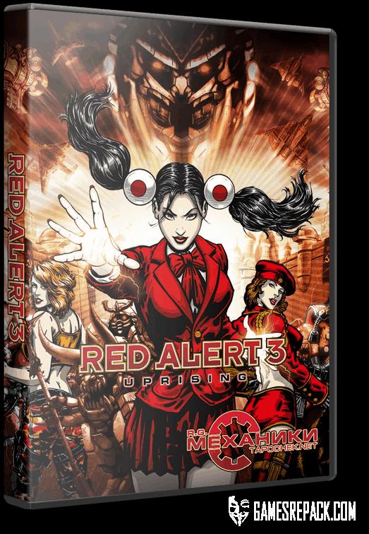 Дилогия Command & Conquer: Red Alert 3 (RUS) [RePack] от R.G. Механики