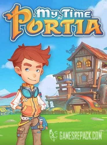 My Time at Portia (ENG / RUS / MULTI9) [Repack] от R.G. Catalyst