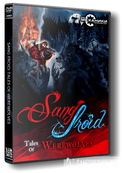 Sang-Froid: Tales of Werewolves (ENG) [RePack] от R.G. Механики