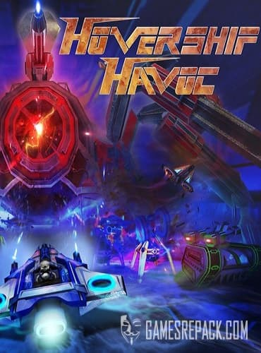 Hovership Havoc (Snow Day Software) (RUS|ENG|MULTi8) [L]