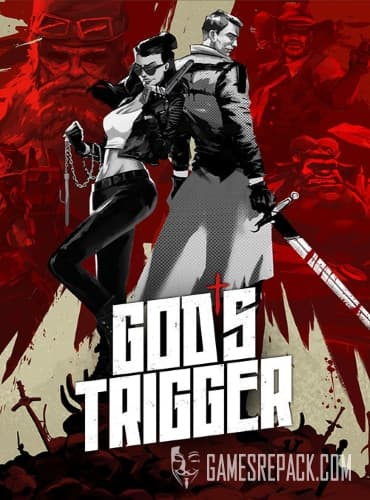 God's Trigger (Techland Publishing) (RUS|ENG|MULTi10) [L]