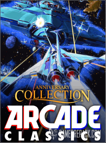 Anniversary Collection Arcade Classics (Konami Digital Entertainment) (ENG|JAP) [L]