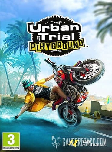 Urban Trial Playground (RUS/ENG/MULTI11) [Repack]  by FitGirl