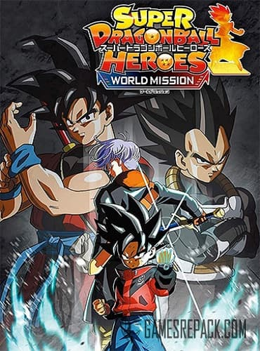 Super Dragon Ball Heroes: World Mission (RUS/ENG/MULTI8) [Repack]  by FitGirl