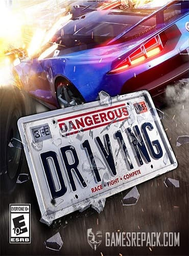 Dangerous Driving (ENG) [Repack]  by FitGirl