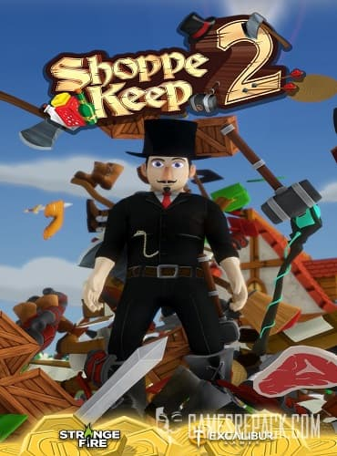 Shoppe Keep 2 - Business and Agriculture RPG Simulation (Excalibur Games) (RUS/ENG/MULTI5) [L]