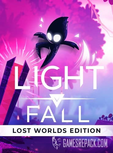 Light Fall: Lost Worlds Edition (Bishop Games) (RUS|ENG|MULTi8) [L]