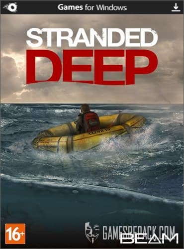 Stranded Deep [v0.53.00 Experemental] (Beam Team Pty Ltd) (ENG) [Р]