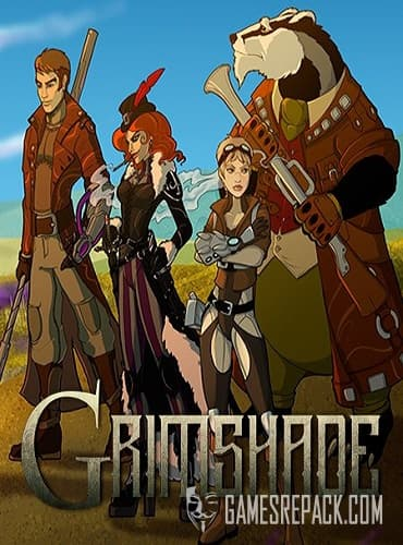 Grimshade (Asterion Games) (ENG/RUS) [Repack] от R.G. Catalyst