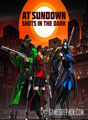 AT SUNDOWN: Shots in the Dark (Versus Evil) (RUS|ENG|MULTi8) [L]