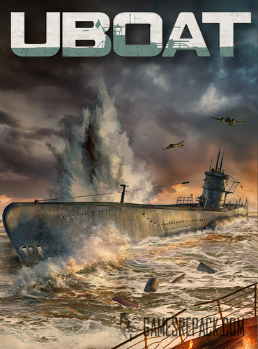 UBOAT (PlayWay S.A.) (RUS|ENG|MULTi) (Early Access) [P]