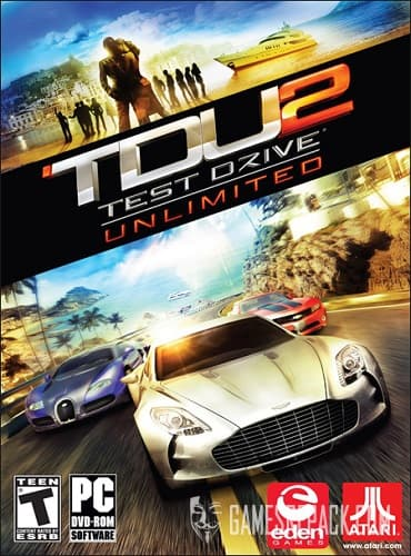 Test Drive Unlimited 2: Complete Edition (2011) RePack от xatab
