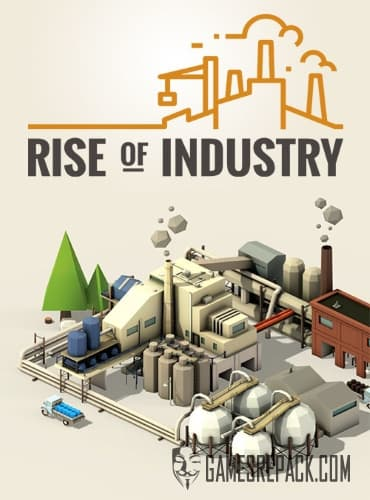 Rise of Industry (Kasedo Games) (RUS|ENG|MULTi8) [L]