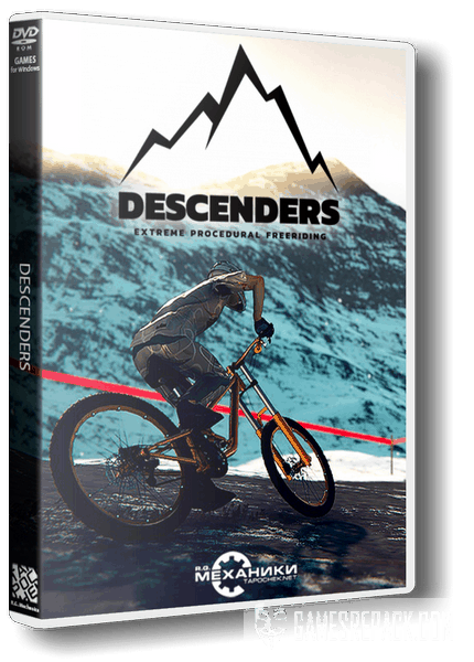 Descenders (RUS|ENG|MULTI13) [RePack] от R.G. Механики