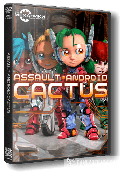 Assault Android Cactus (ENG|MULTI6) [RePack] от R.G. Механики