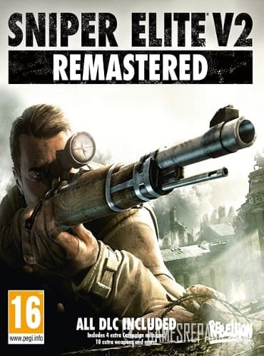 Sniper Elite V2 Remastered (Rebellion) (RUS/ENG/MULTi10) [L]