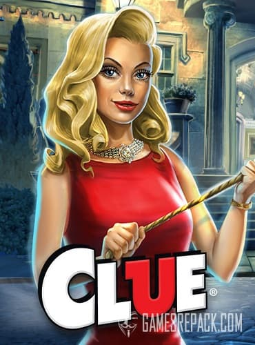 Clue/Cluedo: The Classic Mystery Game (Marmalade Game Studio Ltd) (ENG|MULTi7) [L]