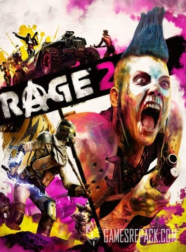 RAGE 2 [Update 1] (Bethesda Softworks) (RUS|ENG|MULTi11) [L]