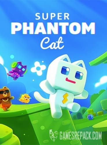 Super Phantom Cat (WhiteLakeStudio) (RUS/ENG/MULTi10)