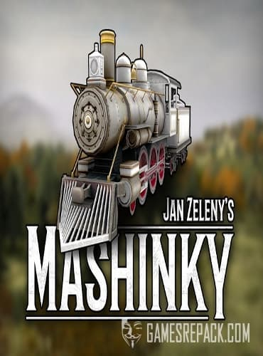 Mashinky [5th ERA] (Jan Zelený) (RUS|ENG|MULTi10) [Early Access]