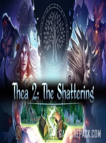 Thea 2: The Shattering (MuHa Games) (ENG) [L]
