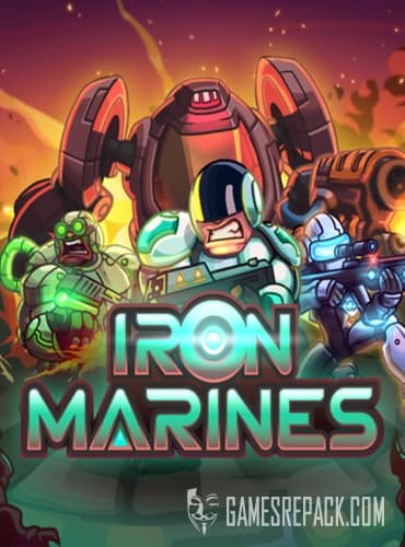 Iron Marines (Ironhide Game Studio) (RUS|ENG|MULTi13) [L]