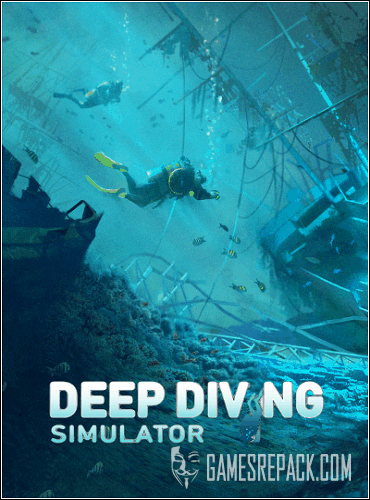 Deep Diving Simulator (Jujubee S.A.) (RUS|ENG|MULTi12) [GOG]