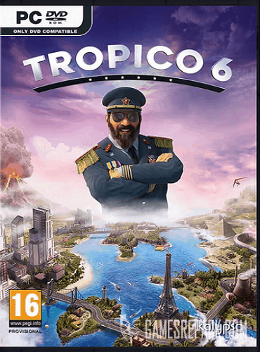 Tropico 6 El Prez Edition [1.04 build 99726] (2019) RePack от xatab