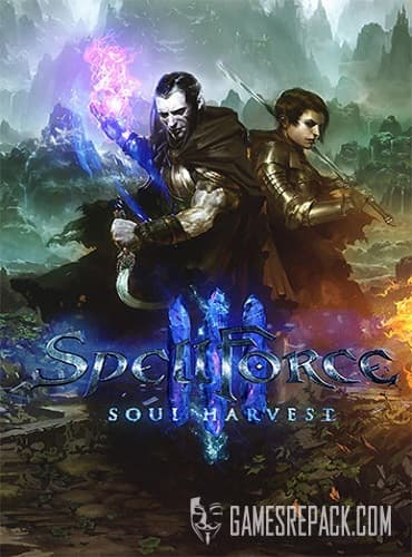 SpellForce 3: Soul Harvest (RUS/ENG/MULTI8) [Repack] by FitGirl