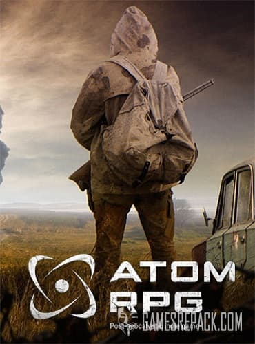ATOM RPG: Post-apocalyptic Indie Game (RUS/ENG) [Repack] by FitGirl
