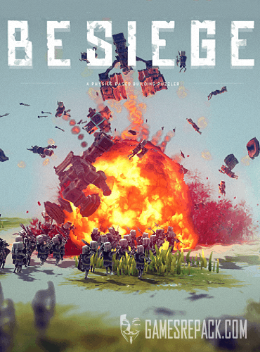Besiege (Spiderling Studio) (RUS/ENG/MULTi7) [GOG]